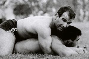 bl000540-Wrestlers