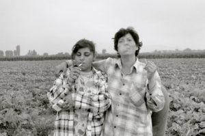 bl000574-Eleni-Hazirdzi-and-Nikolina-Dimou-taking-a-cigarette-break